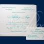 Invitaciones Rústicas y Playa para boda 40