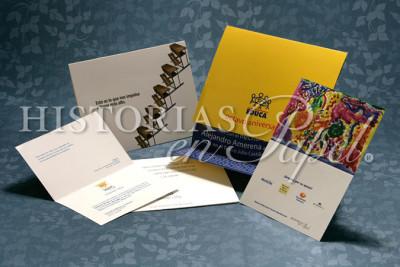 Invitaciones Comerciales sobre Diseño C8