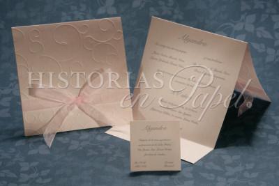 Invitaciones sociales para XV años x186