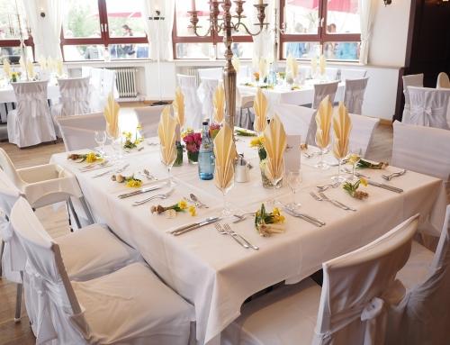 ¿Cómo elegir el banquete de bodas?