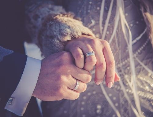 Anillos de boda ¿cómo limpiarlos?