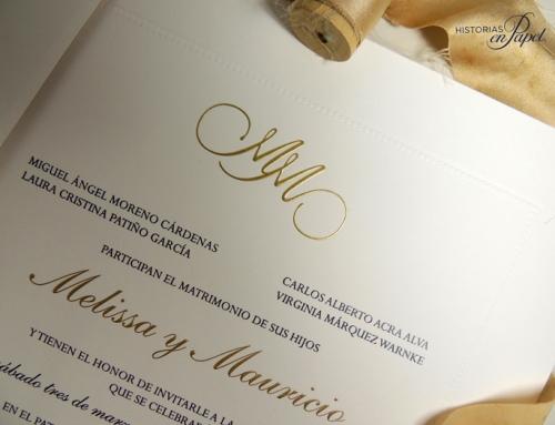 ¿Por qué dar una invitación  para  mi  boda?