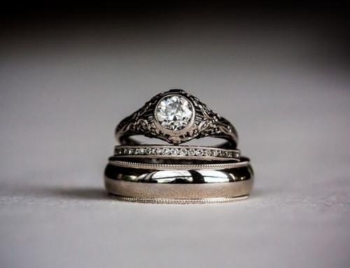 Historia del anillo de compromiso