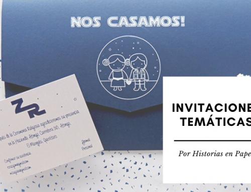 Invitaciones temáticas