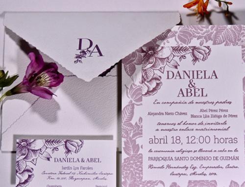 ¿Por qué son importantes las invitaciones de boda?
